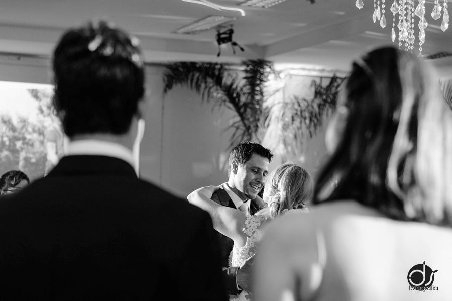 festa no casamento