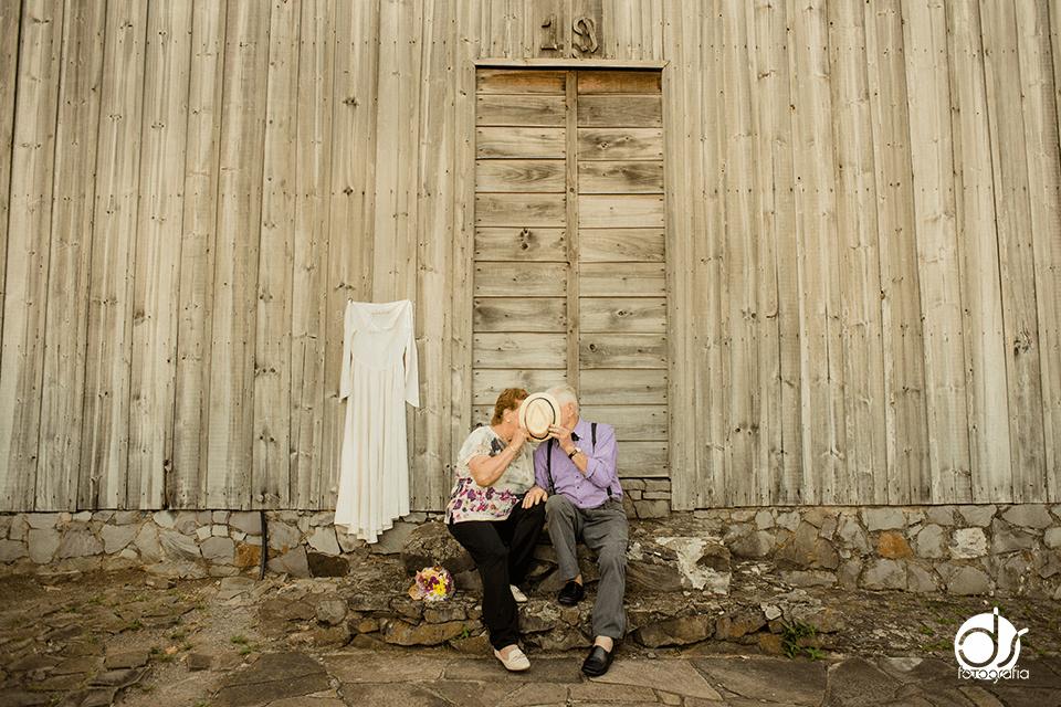 Bodas Diamante - 60 anos - Casamento - Vovós - Fotógrafo - Caxias do Sul - Daniel Stochero