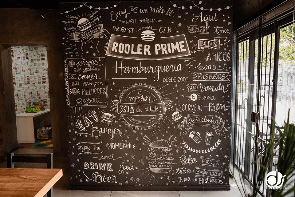 Rooler Prime Hamburgueria