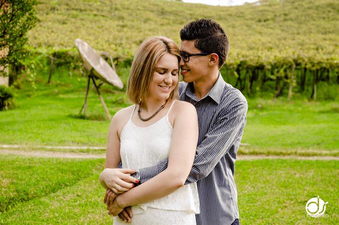 Ensaio Pré Casamento Diandria e Fabiano