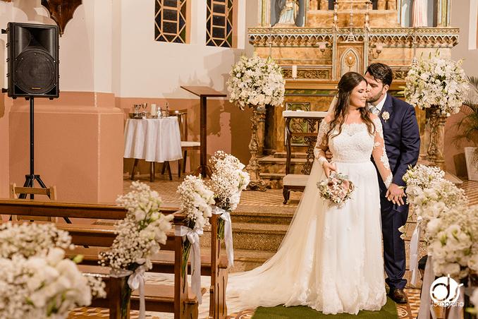 Casamento Bruna e Micael - VinícolaMonte Santana