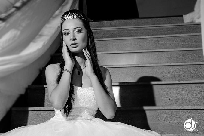 Aniversário de 15 anos Ana Caroline
