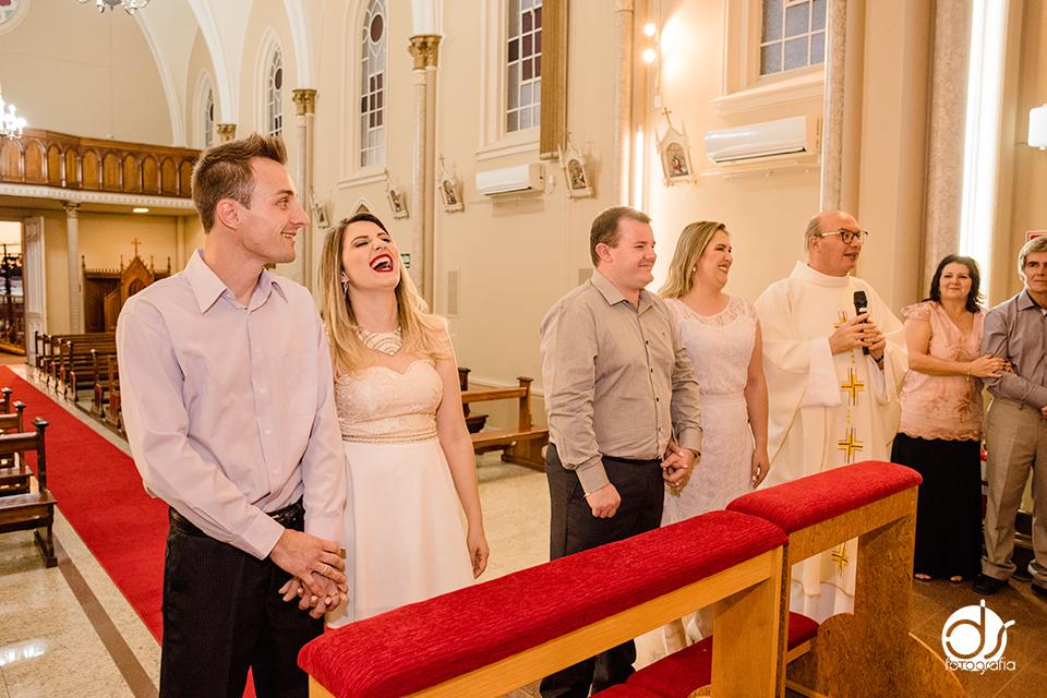 Fotografia - Casamento - Daniel Stochero - Fotógrafo - Igreja Santa Catarina- Caxias do Sul  - Duplo