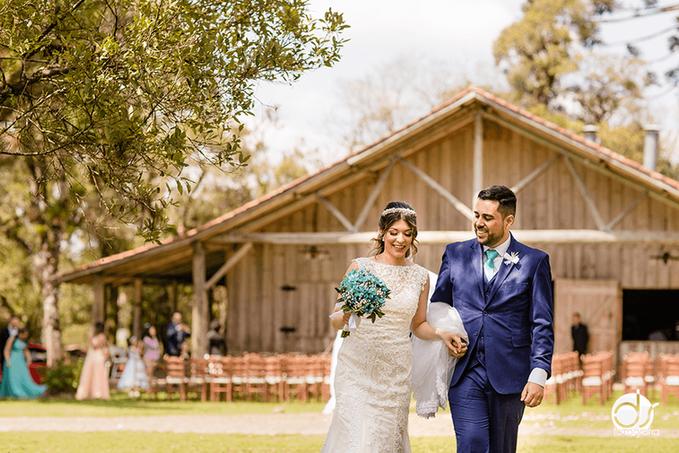 Casamento Bruna e Daniel - Galpão Villa Nativa