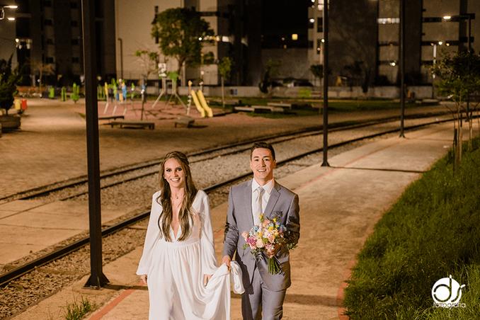 Casamento Nataly e Cassiano - Ágora Eventos