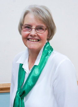 Glenys Colling Secretary