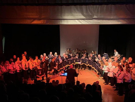 Our Third Christmas Concert