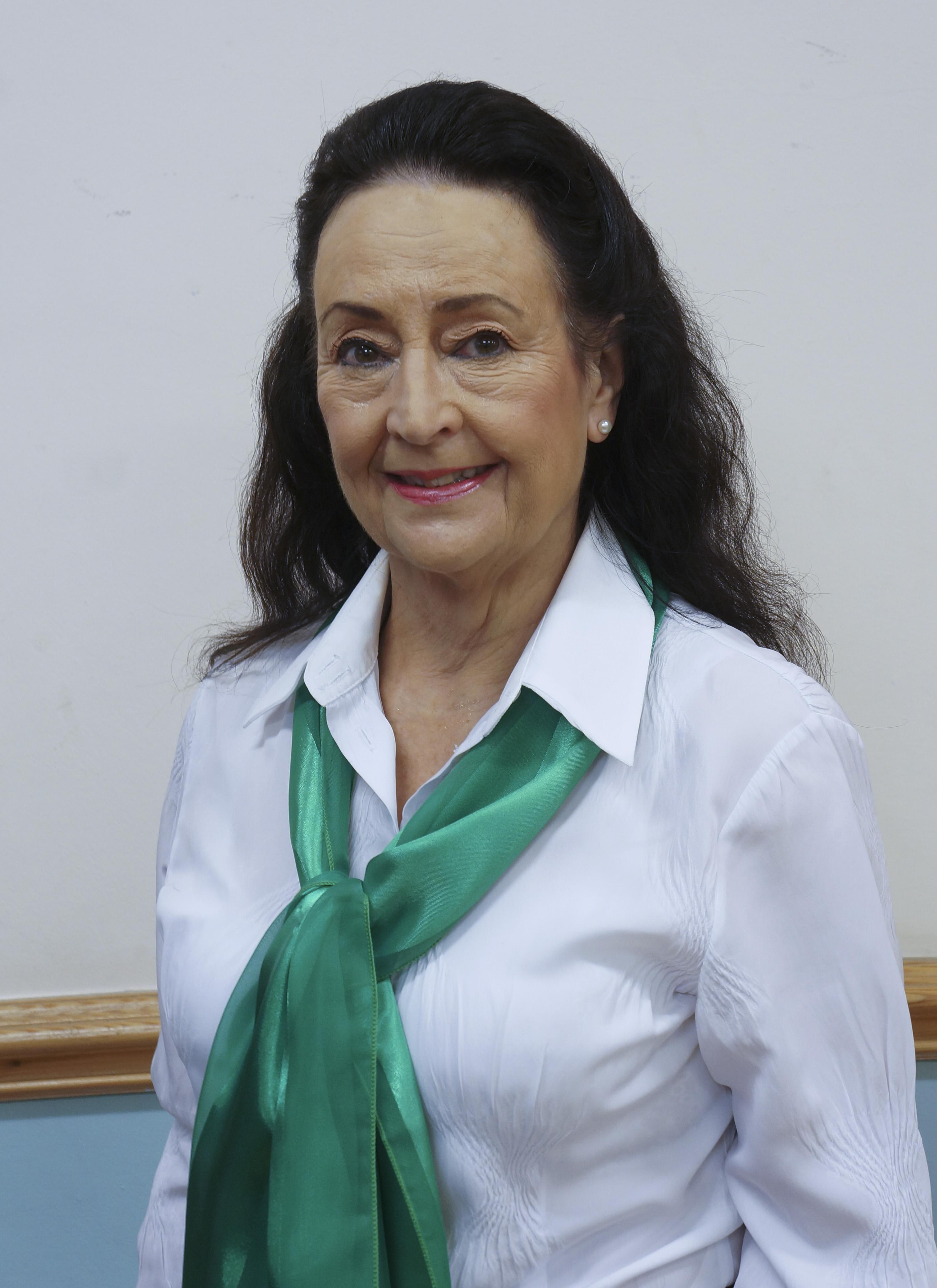 Yvonne Whiston