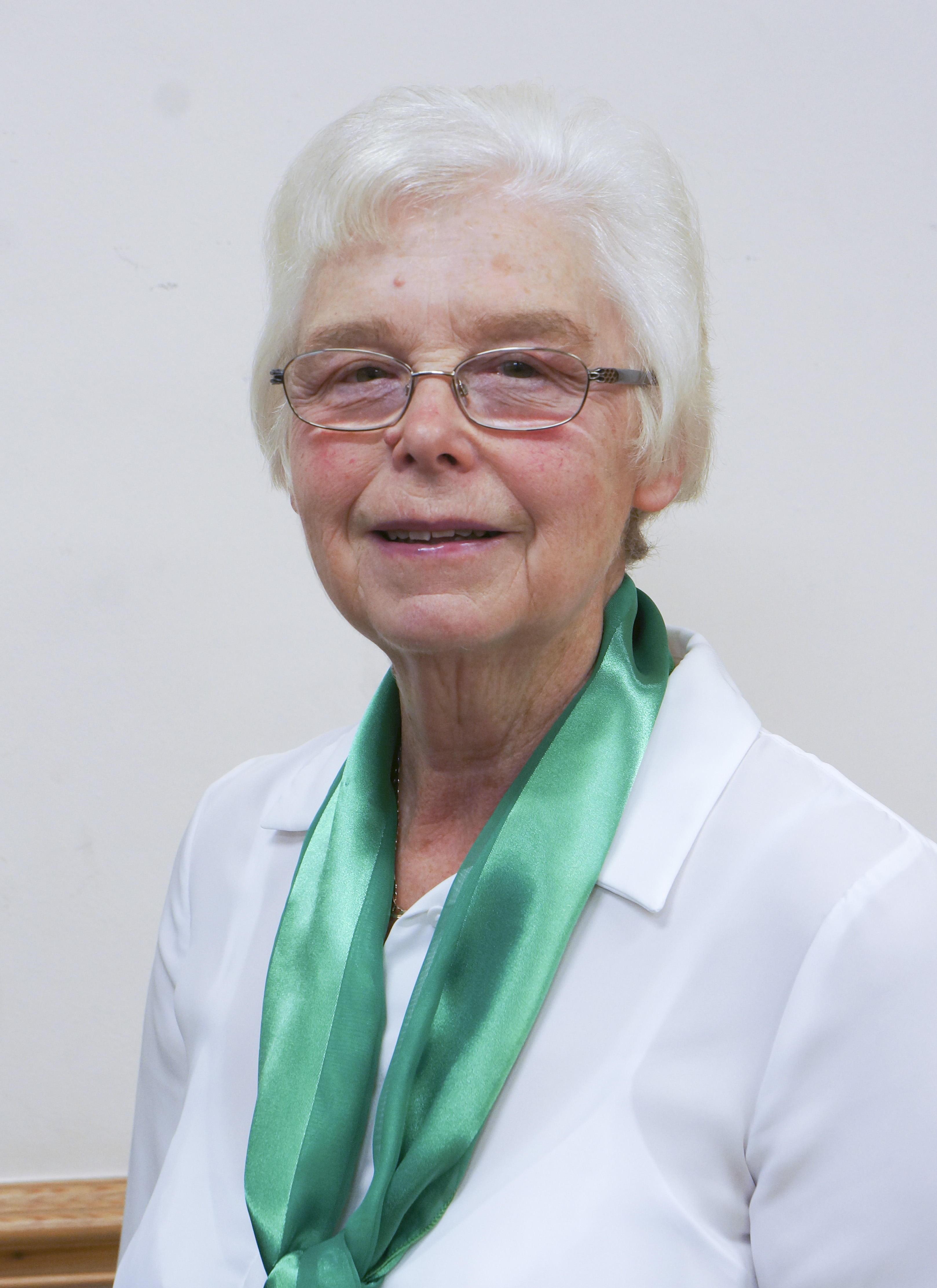 Joyce Hudson Choir Administrator
