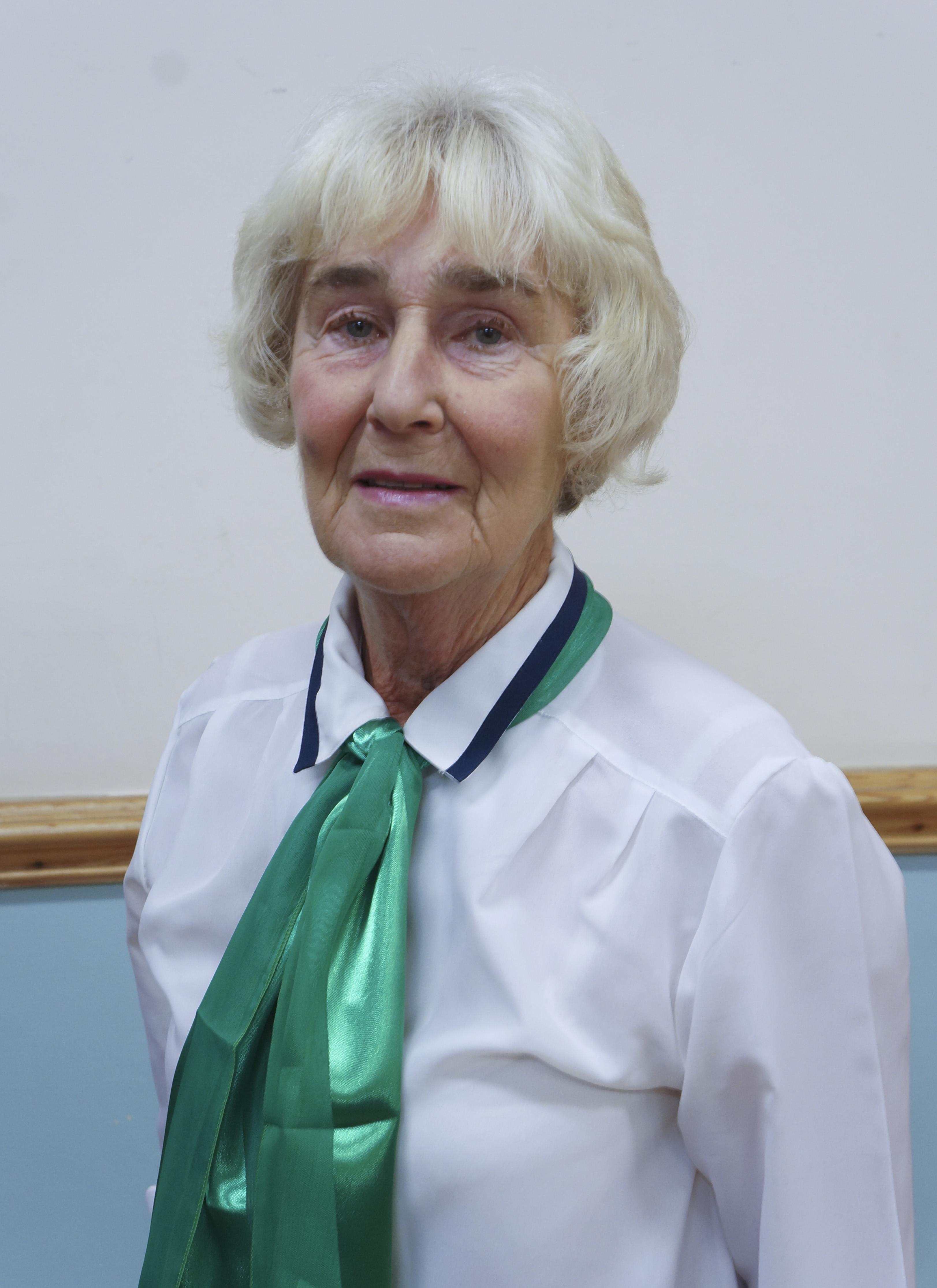 Joan Entwistle
