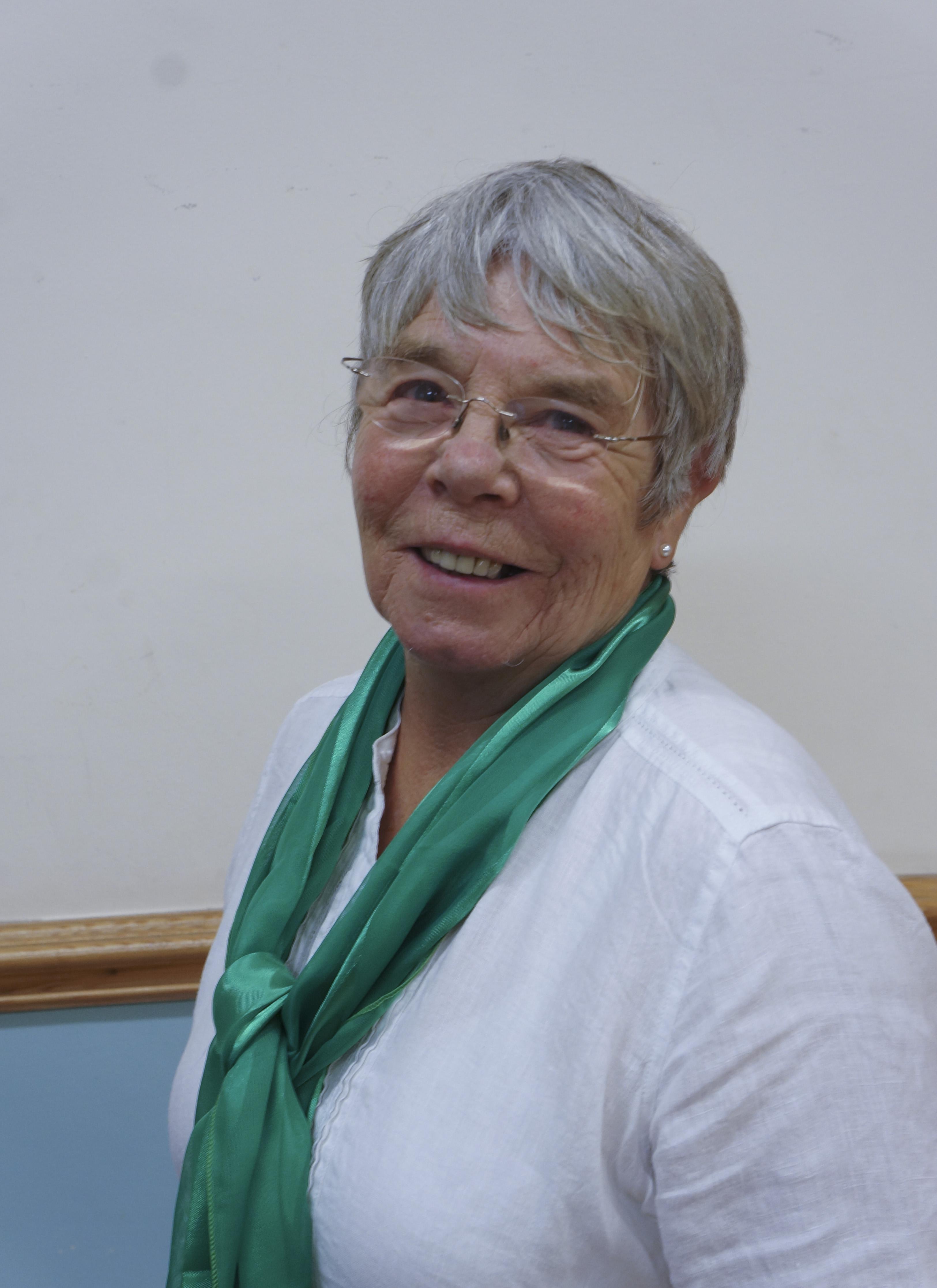 LIlian Nicholson Vice Chair