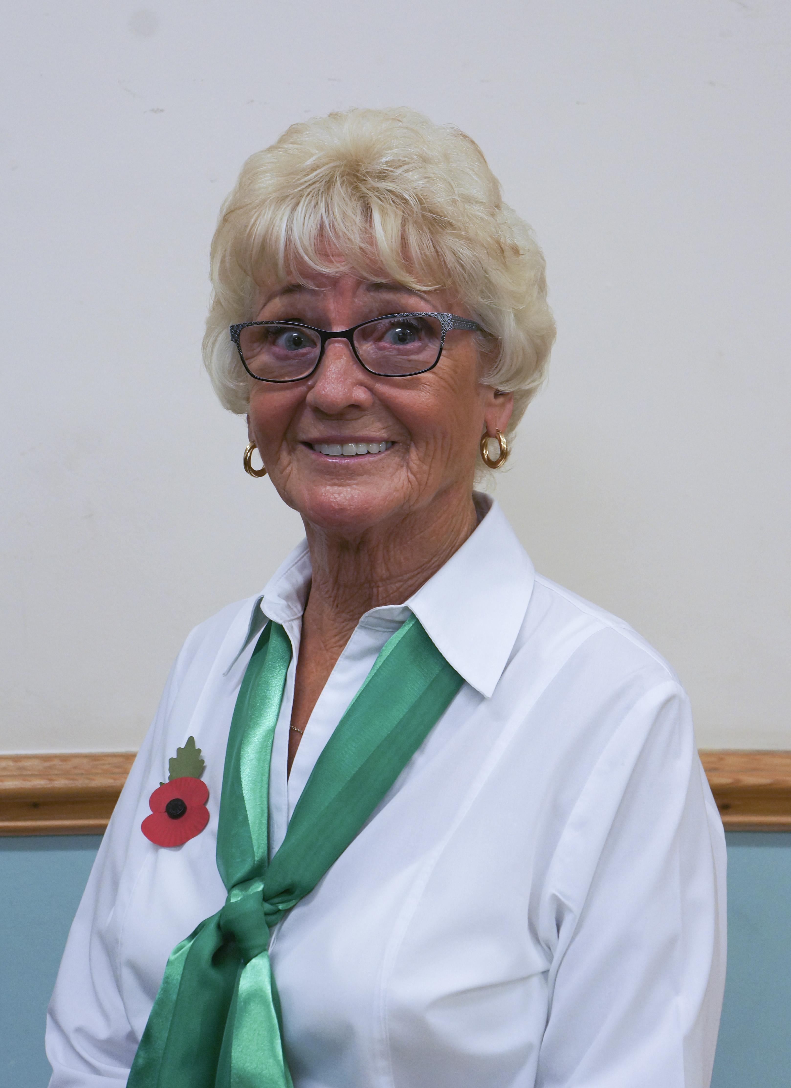 Sally Fox