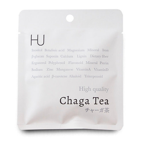 Chaga Tea For Immunity