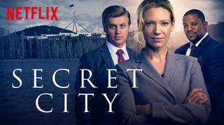 Secret City - TV Series - Bit Part - SAS Trooper - Post Production