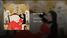 BACK TO ME - Sutara Aria Music - Lead