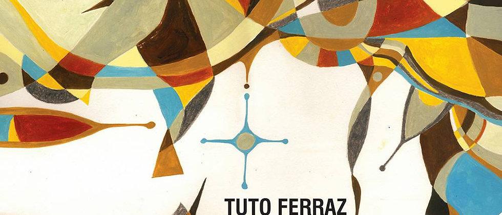 CD Tuto Ferraz Quinteto - Funky Jazz Machine