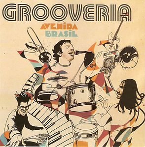CD/DVD Avenida Brasil