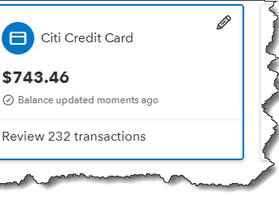 How Do You Manage Downloaded Transactions in QuickBooks Online?