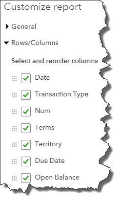 Getting to Know QuickBooks Online Reports