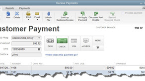Receiving Customer Payments: Your Options