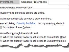 Anatomy of a Quickbooks Inventory Item