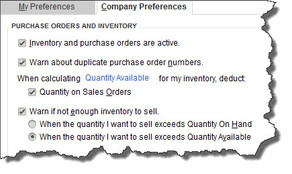 Anatomy of a Quickbooks Inventory Item