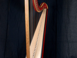 Soundboards – The Soul of the Harp