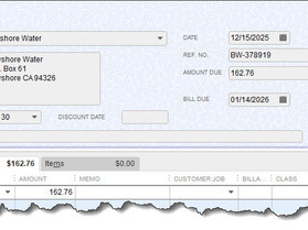 Keep Up With Payables: Paying Bills in QuickBooks