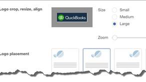 Customizing QuickBooks Online Forms