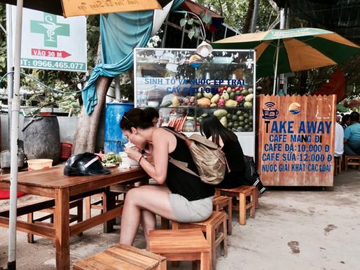 Voyage en Sepanie - 3: gastronomie sepienne