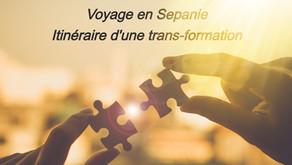 Voyage en Sepanie: itinéraire d'une trans-formation