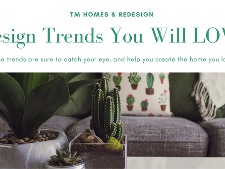 Design Trends Sure To Make You Swoon! | 1