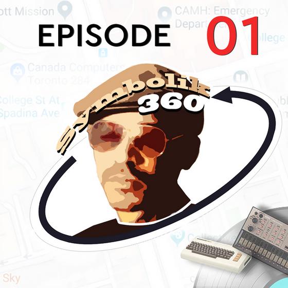 Symbolik360 podcast 360 VR vLog release