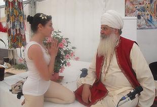 Karta Singh et Gurleen Kaur