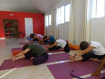 Cours Hatha Yoga
