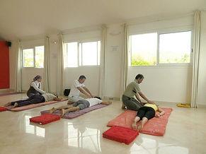 Formation shiatsu