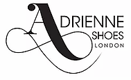 Adrienne shoes logo white.webp