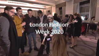 London Fashion Week 2020 End Day