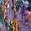 Thumbnail: Purple Mess - Set of two