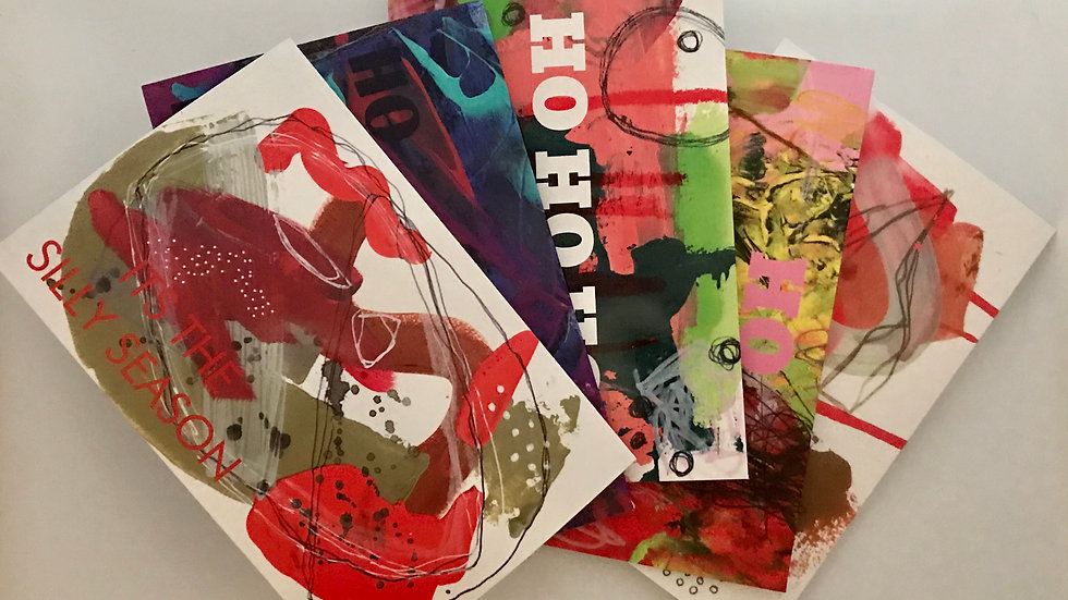 Christmas Cards - 6 Pack