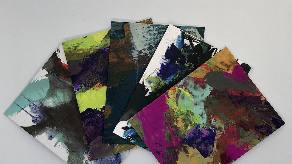 5 Pack  - ART CARDS