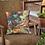 Thumbnail: Watercolour Dreams - Cushion Cover