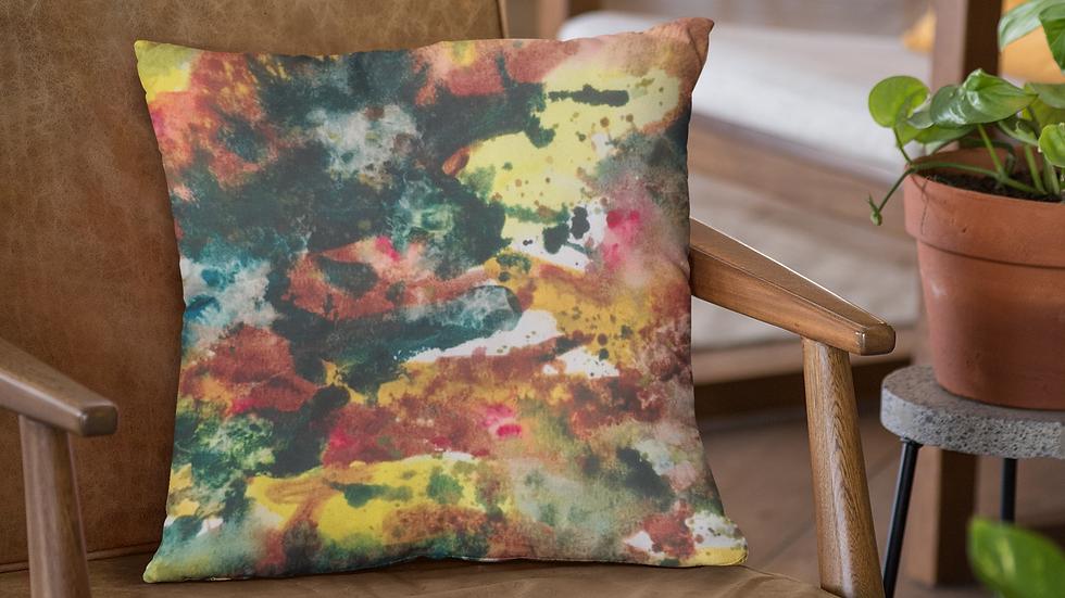 Watercolour Dreams - Cushion Cover