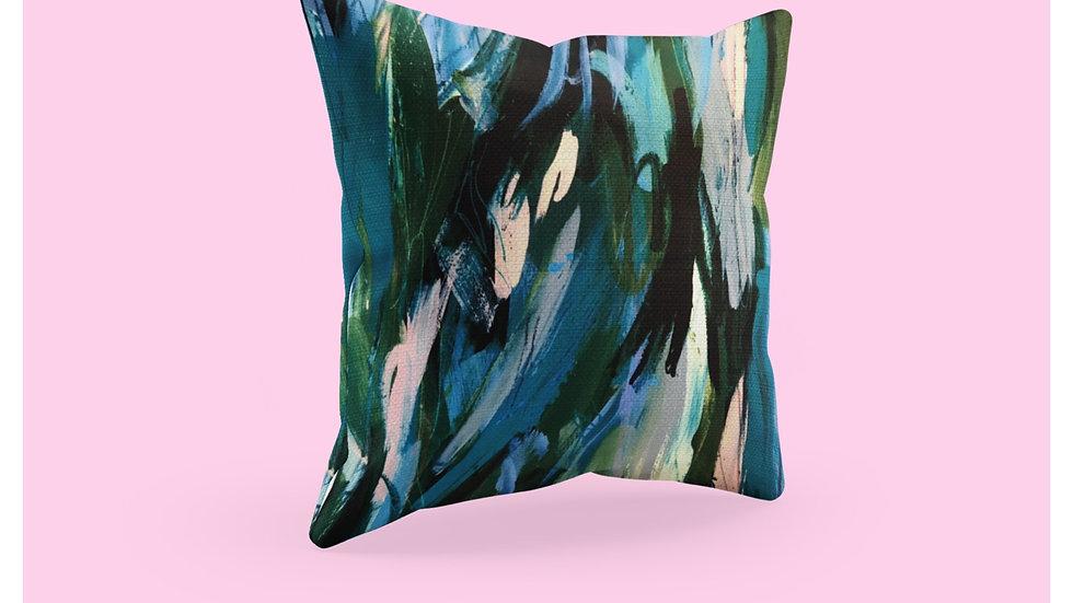 Jungle Drum - Cushion Cover