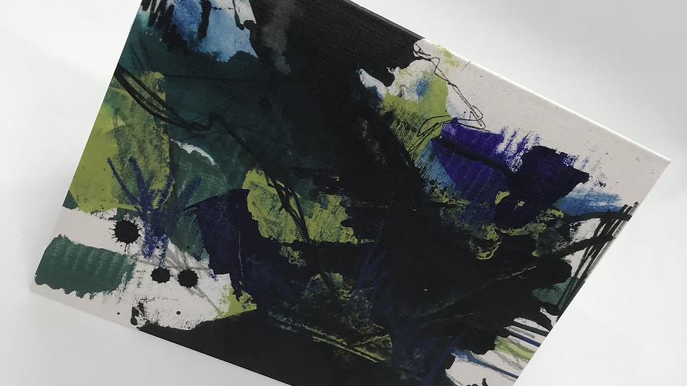 Colour Smash - ART CARD