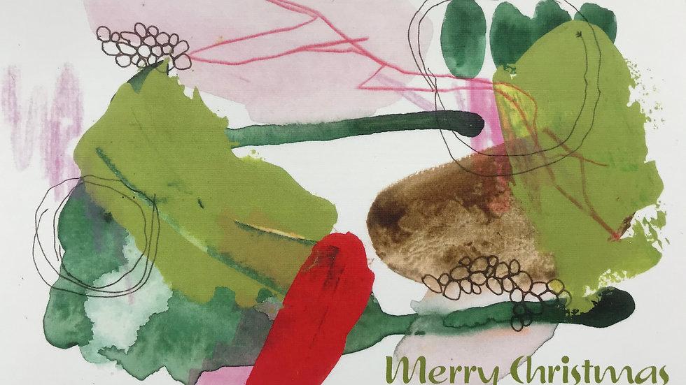 Merry Christmas Card - 1