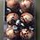 Thumbnail: Rust Christmas Decorations  6 Small
