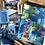 "Thumbnail: "" Depths of Understanding "" Framed Original Artwork"