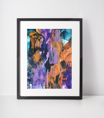 mockup-of-a-photo-frame-standing-on-a-wh