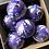 Thumbnail: Purple Christmas Decorations  6 Small